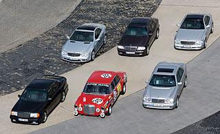 Mercedes-Benz AMG 40th Anniversary 2