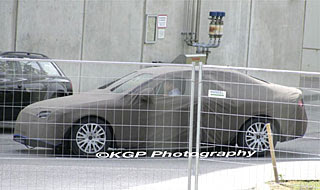 2009 Audi A4 Spy Photos 3