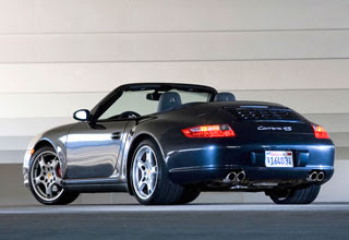2007 Porsche 911 Carrera 4S 6