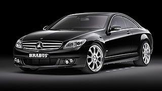 2007 Brabus SV12 S Biturbo CoupeMercedes-Benz CL 600