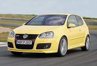2008 Volkswagen Golf GTI Pirelli 2