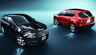 Nissan New Dualis Crossover