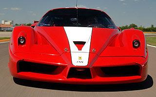Special Ferrari FXX