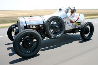 1928 Ford Speedster of Greg Cunningham 2