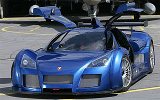 Gumpert Apollo 2