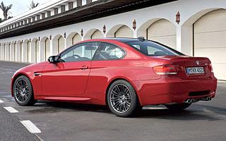 new BMW M3 photo 2