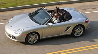 2007 Porsche Boxster S 2