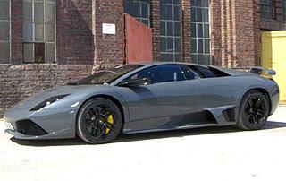 Lamborghini Edo Murcielago LP640 3