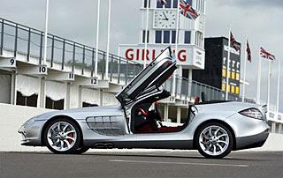 Mercedes-Benz SLR McLaren Roadster 4