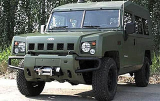 Beijing Military Jeep