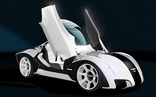 2007 Paulin VR Concept 3