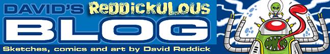 David's Reddickulous Blog
