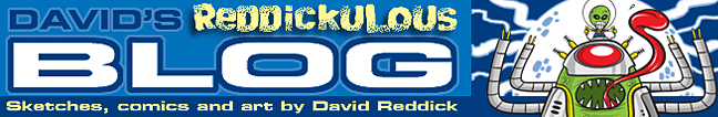 David&#39;s Reddickulous Blog