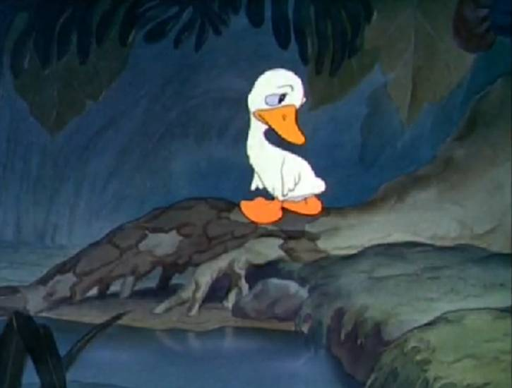 Disney Film Project: The Ugly Duckling - 1939