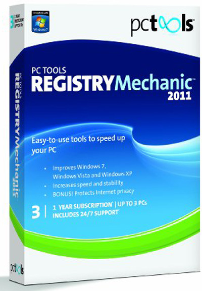 Serials Pc Tools Registry Mechanic 2011