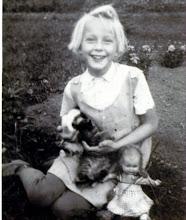 Eva at 9