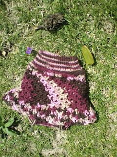 Crocheted Seashells, Starfish, Seahorses, etc. [Archive