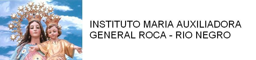 INSTITUTO MARIA AUXILIADORA - General Roca