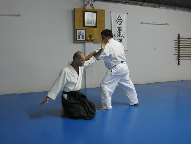 USHIRO RYOKATA DORI HAMMI HANDACHI WAZA