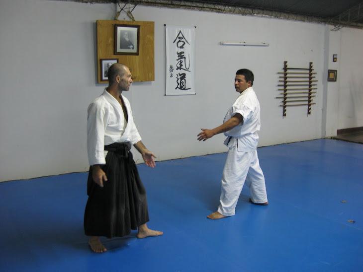 USHIRO RYOKATADORI TACHI WAZA