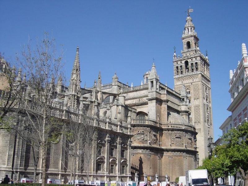 TTU COE in Seville: Cathedral of Seville