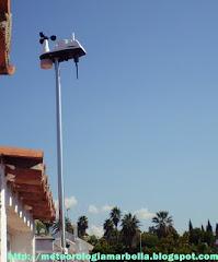 Estación meteorológica Marbella: