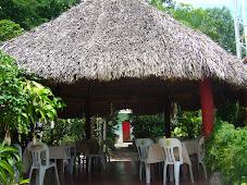 Palapa de la Ex-hacienda de la Trinidad