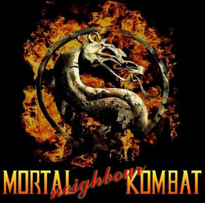 Mortal Neighbour Kombat