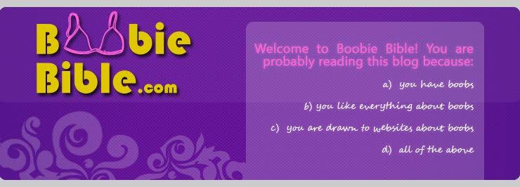 Boobie Bible