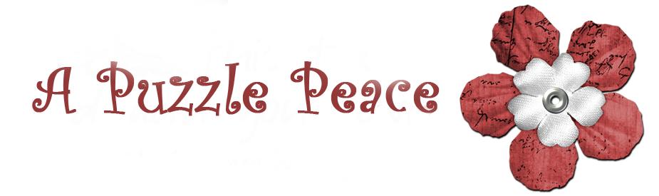 A Puzzle Peace