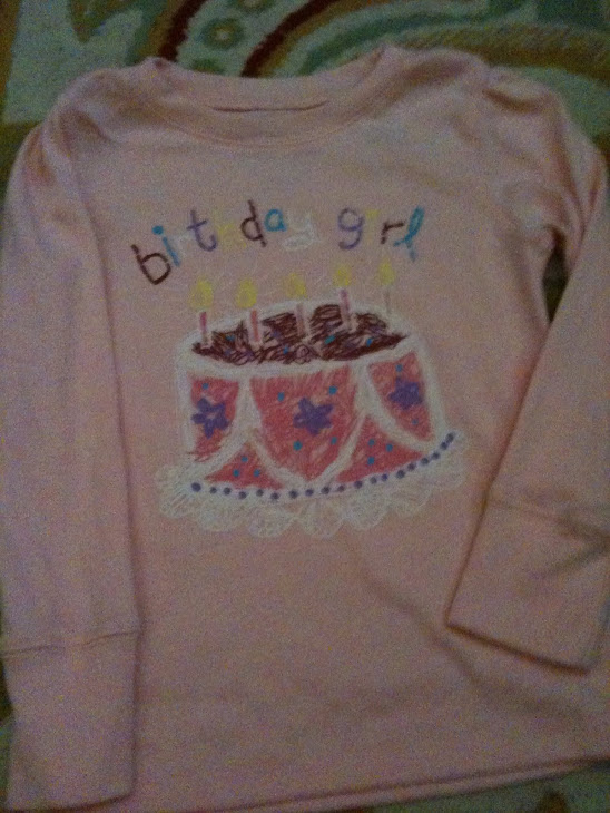 GAP BIRTHDAY GIRL ( SIZE: 2Y)