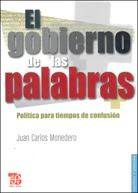 Libro EL GOBIERNO DE LAS PALABRAS