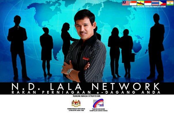 E-NETWORKING@ND LALA NETWORK