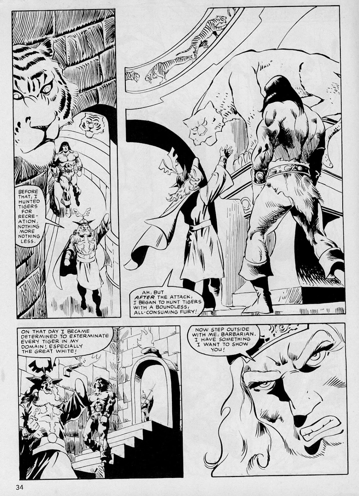 The Savage Sword Of Conan Issue #103 #104 - English 33