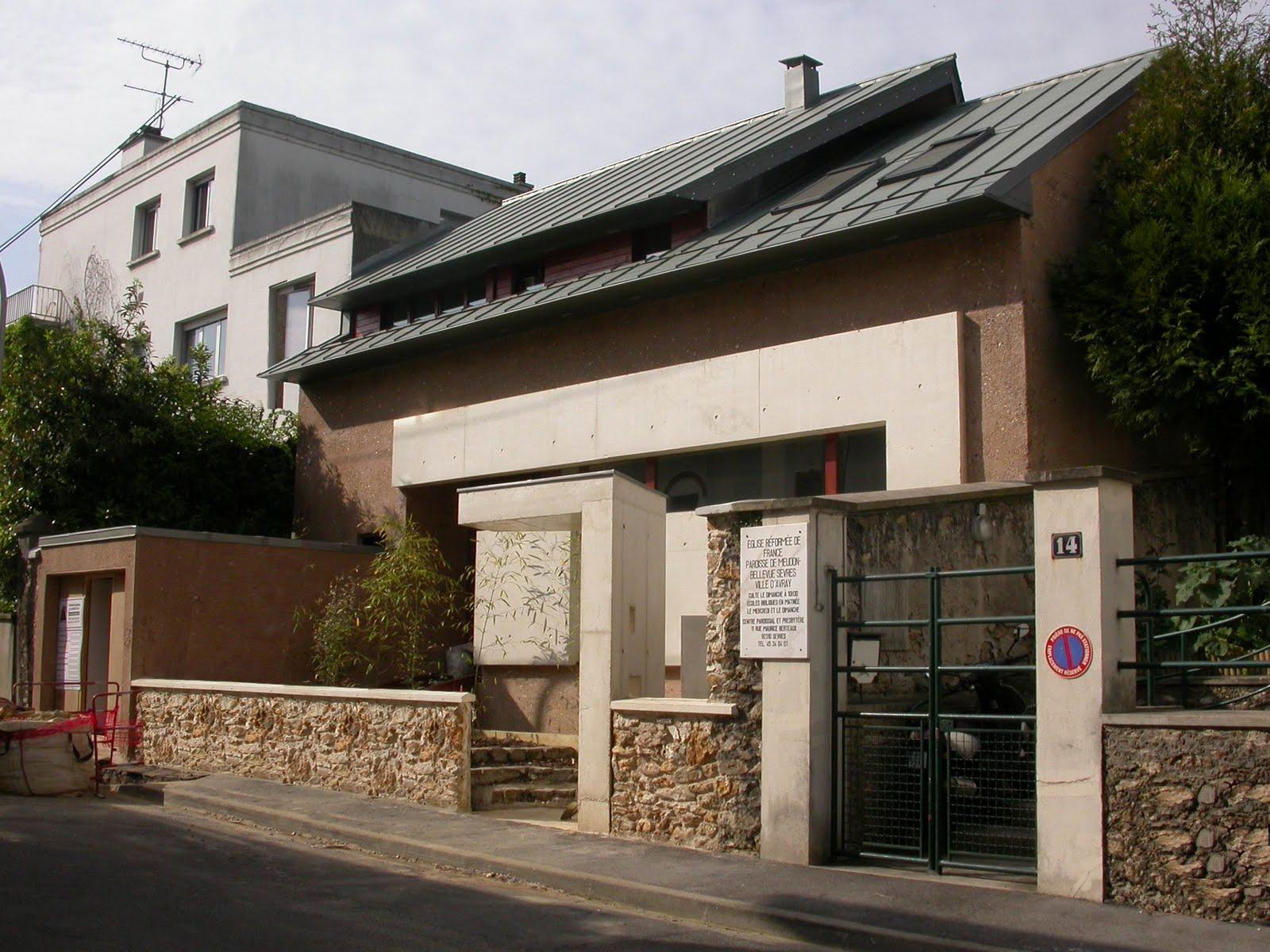 Maison architecte zinc maison moderne for Maison moderne zinc