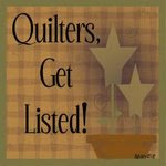 Quilters Get Listed!