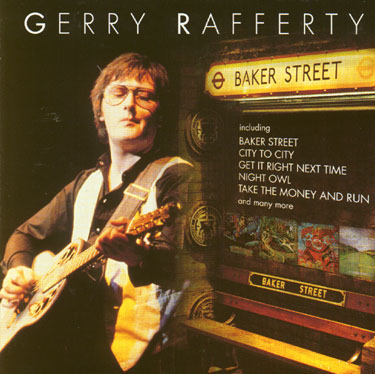 Free Song Lyrics Gerry Rafferty - Baker Street Populer Lyrics