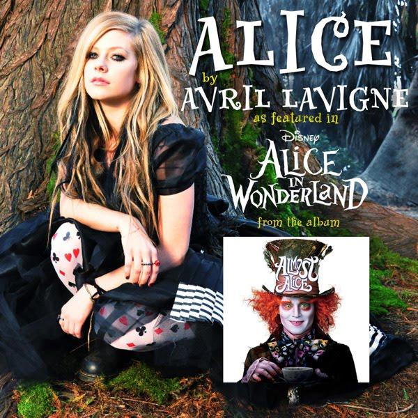 These are Alice Lyrics by Avril Lavigne @lyricsblogku.blogspot.com