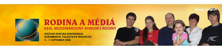 Rodina a médiá