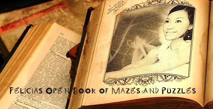 Felicia's Open Book of Puzzles and Mazes