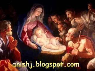 மனிதனாக பிறந்த இறைமகனே...!