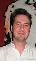 L'artiste peintre Jean Christophe Ditroy