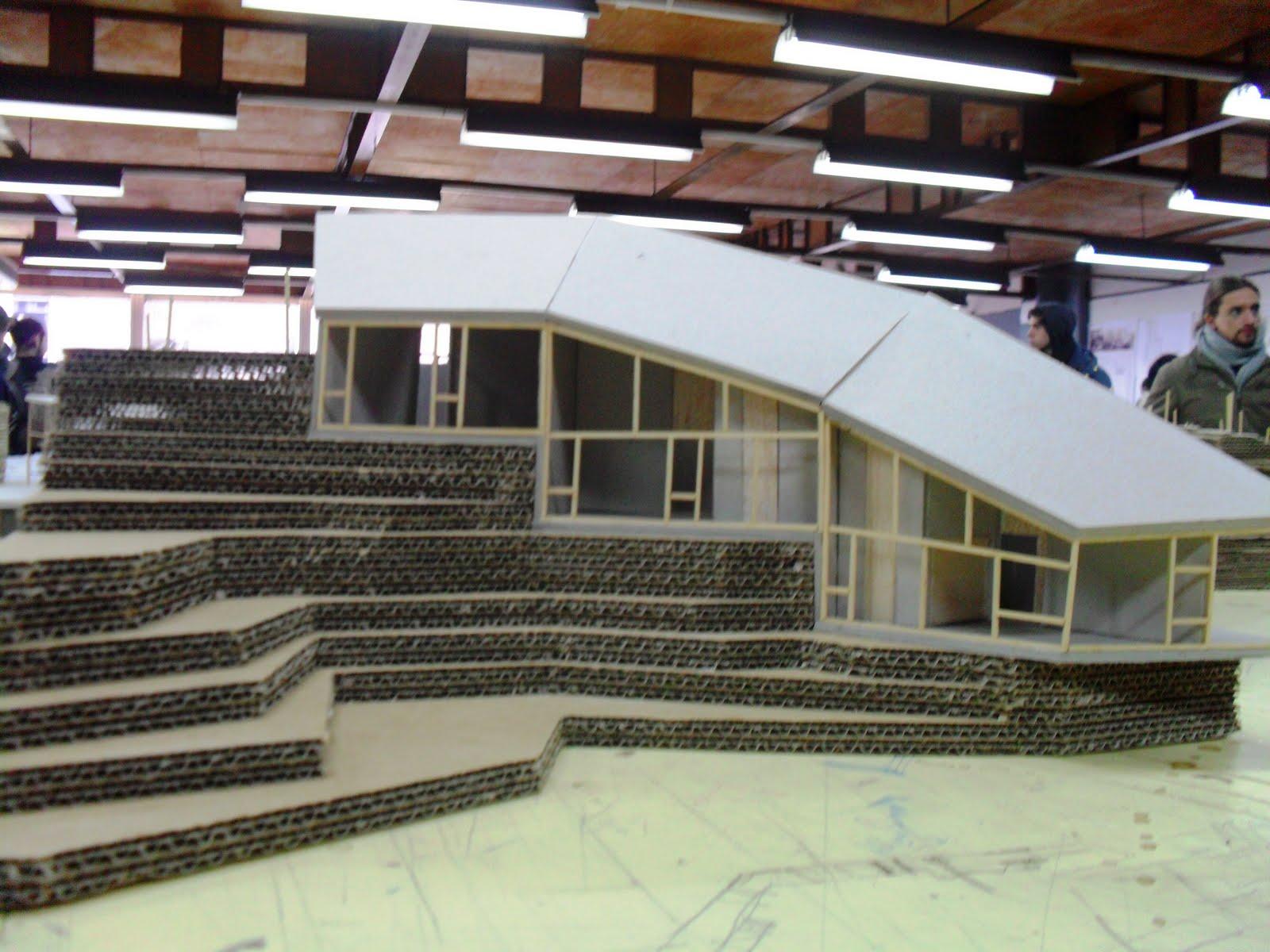 Arquitectura 1 mesa final casa monta a 2010 for Arquitectura de proyectos