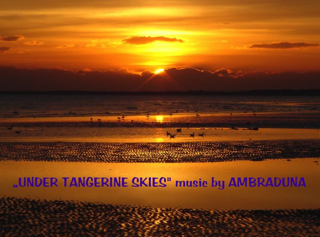 UNDER TANGERINE SKIES - Song nr.11