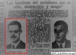 El pasado franquista de la familia de Cristina Almeida