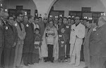 Sobre la inauguracin del antiguo Mercado de Abastos de Monesterio en 1958