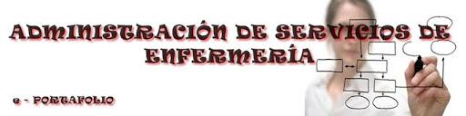 ADMINISTRACION DE SERVICIOS DE ENFERMERIA