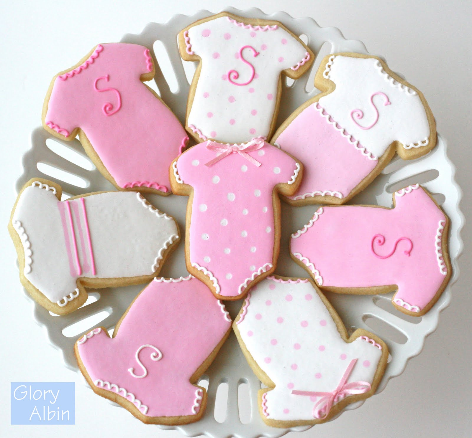 Decorating Sugar Cookies with Royal Icing – Glorious Treats