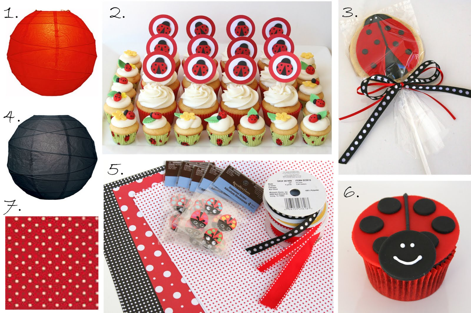 Impressive Ladybug Party Ideas 1600 x 1064 · 290 kB · jpeg