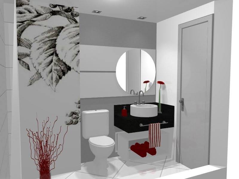 decoracao de interiores formacaoLavabo tem que ser maravilhoso, as